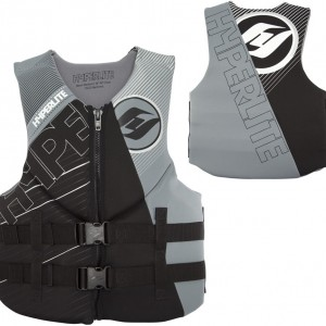 Hyperlite_Indy_Neoprene_Buoyancy_Aid_Grey_Large